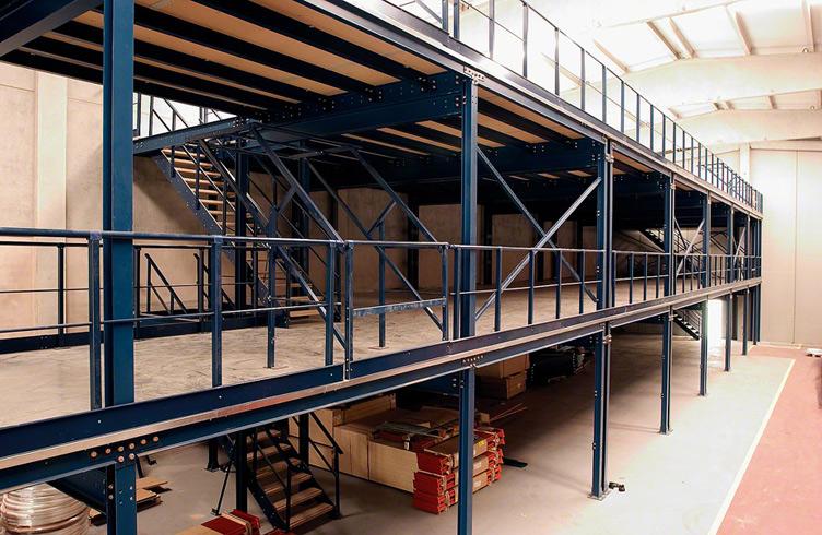 steel mezzanine | steel mezzanine floor