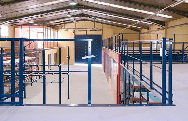 industrial mezzanine | industrial mezzanine floor