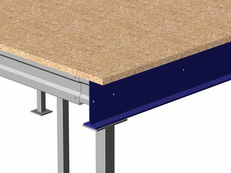 mezzanine floor decking | mezzanine flooring decking | mezzanine floor systems